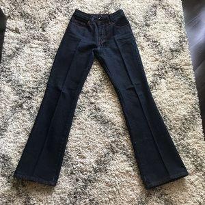🔥90's vintage Forever 21 Jeans, color: Blue ,size